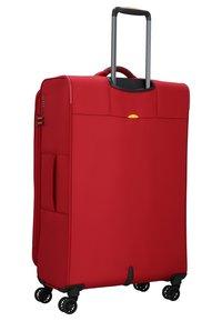 Mandarina Duck - BILBAO - Wheeled suitcase - red - 1