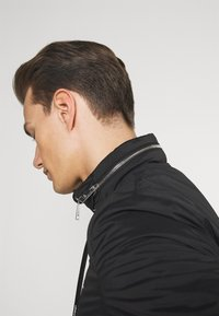 Armani Exchange - JACKET - Summer jacket - black - 4