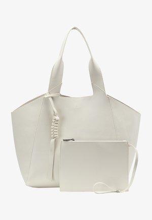 Shopping bag - wollweiss