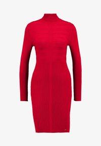 Morgan - RMENTO - Robe pull - tango red - 5