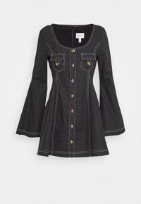 Alice McCall - LOST TOGETHER MINI DRESS - Koktejlové šaty/ šaty na párty - black - 3