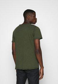 Gabba - MARCEL TEE  - Basic T-shirt - khaki - 2