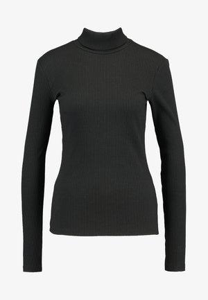 ROLLA ROLLNECK - T-shirt à manches longues - black