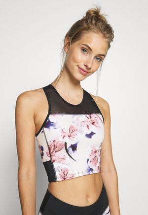 CROPPED TANK - Top - whisper pink