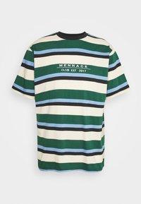 CLUB HORIZONTAL STRIPE UNISEX - Print T-shirt - multi