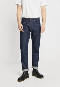 Levi's® Made & Crafted - LMC 502™ REGULAR TAPER - Vaqueros rectos - lmc resin rinse stretch - 0