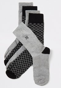 River Island - Chaussettes - grey - 0