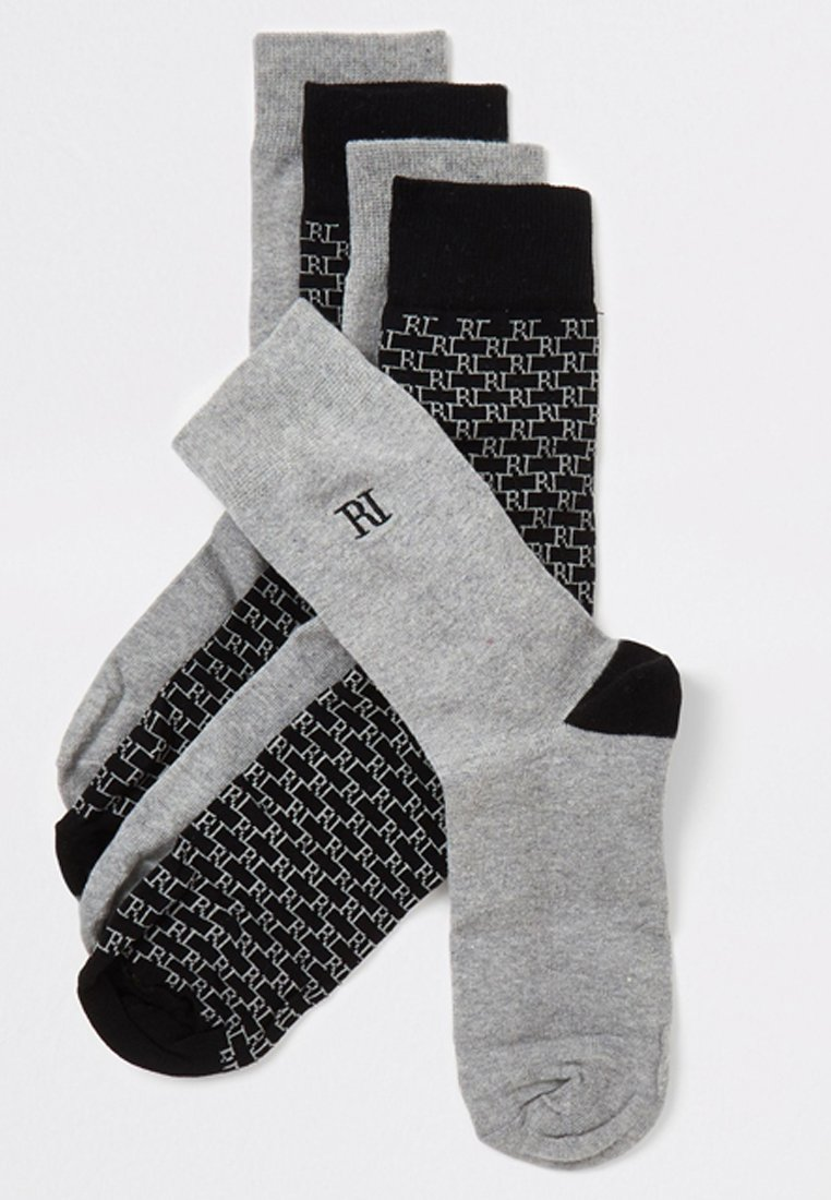 River Island - Chaussettes - grey