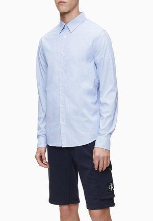 Shirt - chambray blue