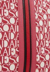 Escada Sport - CANVAS SHOPPER - Shopping bag - red - 6