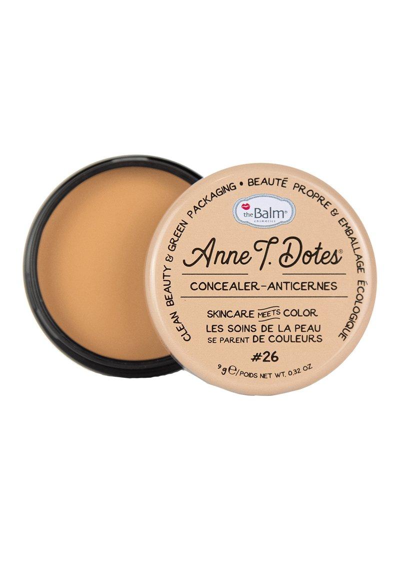 the Balm - ANNE T. DOTE CONCEALER - Concealer - 26 medium