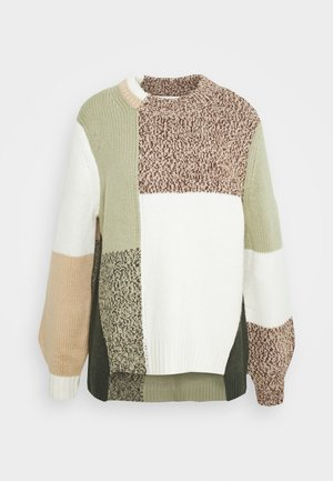 STONE SWEATER - Jumper - multi