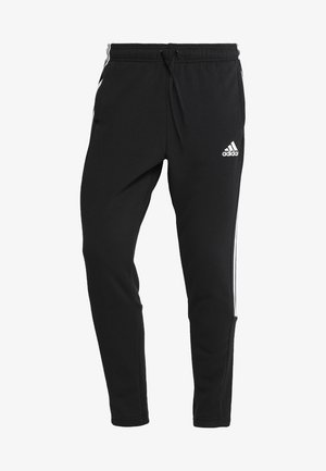 MUST HAVES SPORT TIRO SLIM FIT PANT - Pantalones deportivos - black/white