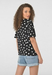 Ro&Zo - Print T-shirt - black - 2