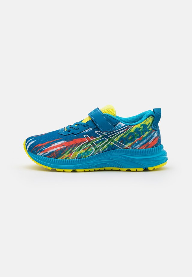 PRE-NOOSA TRI 13 UNISEX - Competition running shoes - reborn blue/sour yuzu