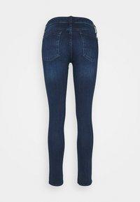 7 for all mankind - PYPER SLIM ILLUSION STARRY - Jeans Skinny Fit - dark blue - 1