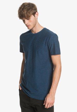 KENTIN - Print T-shirt - blue