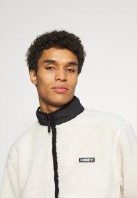 Obey Clothing - THIEF JACKET - Winter jacket - natural - 3