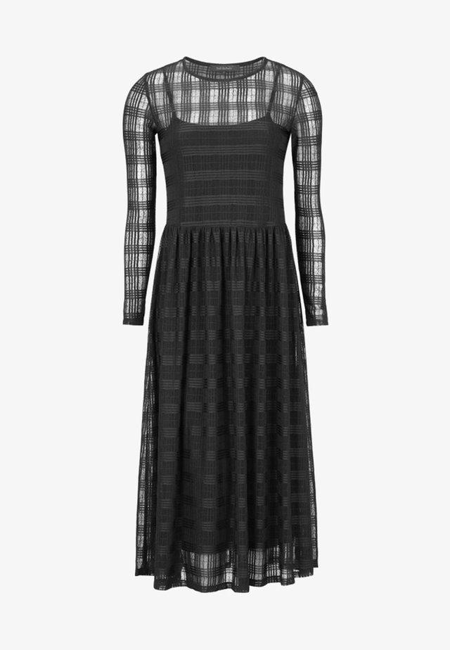SOFT REBELS  - Maxi dress - black
