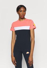 Ellesse - BECAERT TEE - T-shirts print - navy - 2