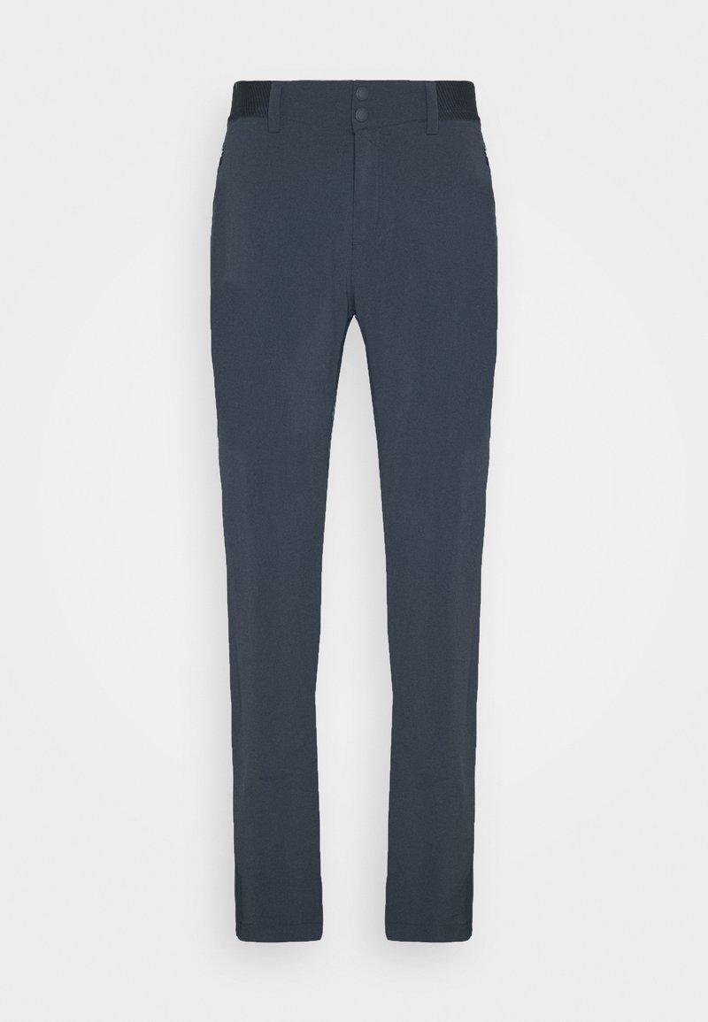 Salewa Pedroc Pantalones Ombre Blue Azul Marino Zalando Es