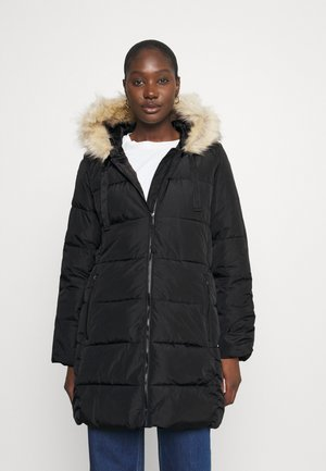 PUFFER - Winterjas - true black