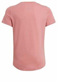 adidas Performance - TROPICAL SPORTS GRAPHIC T-SHIRT - Camiseta estampada - pink - 1