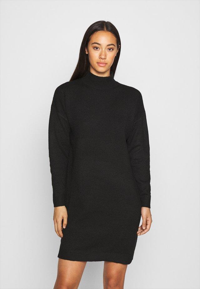 ONLPRIME DRESS - Jumper dress - black