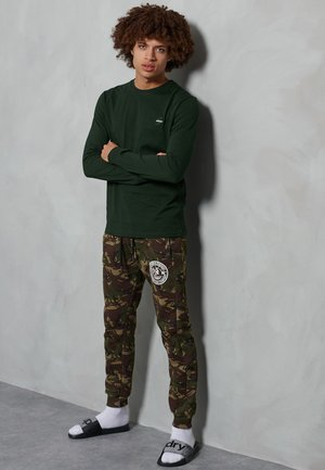 EVEREST  - Tracksuit bottoms - parra camo