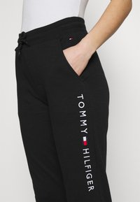 Tommy Hilfiger - ORIGINAL CUFFED PANT - Pyjama bottoms - black - 5