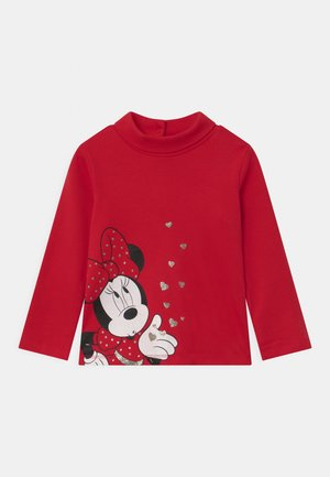 MINNIE - Long sleeved top - salsa