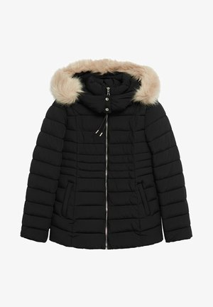 PONI - Winter jacket - schwarz
