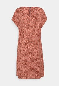 b.young - BYMMJOELLA  - Day dress - etruscan red - 1