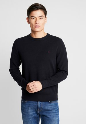 CREW NECK - Jumper - blue