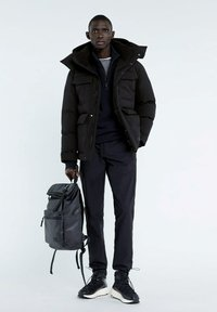 Mango - POLAR - Winter jacket - schwarz - 1