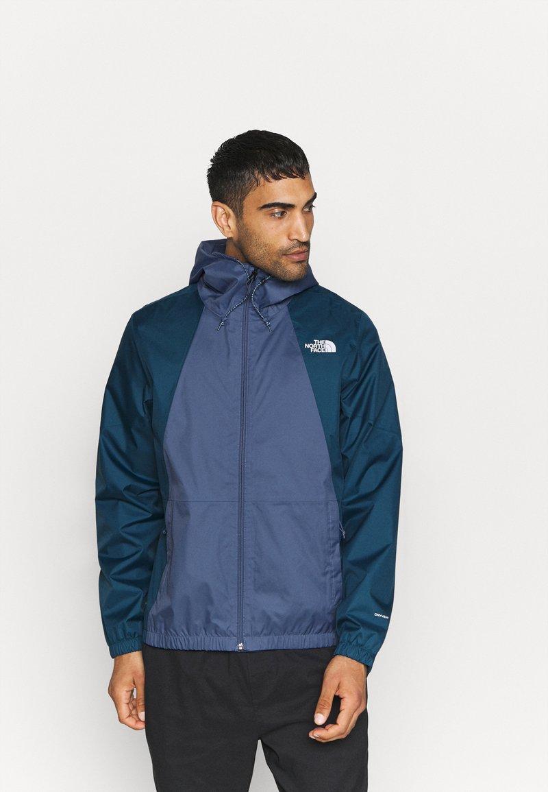 The North Face - FARSIDE JACKET - Hardshell jacket - vintage indigo