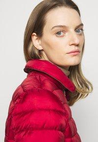 Lauren Ralph Lauren - MATTE FINISH SHORT JACKET - Light jacket - red - 3