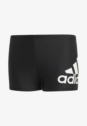 BADGE OF SPORT PRIMEGREEN BOXER SWIM TRUNKS - Pants - black