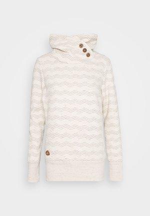 ZIG ZAG - Sweater - beige