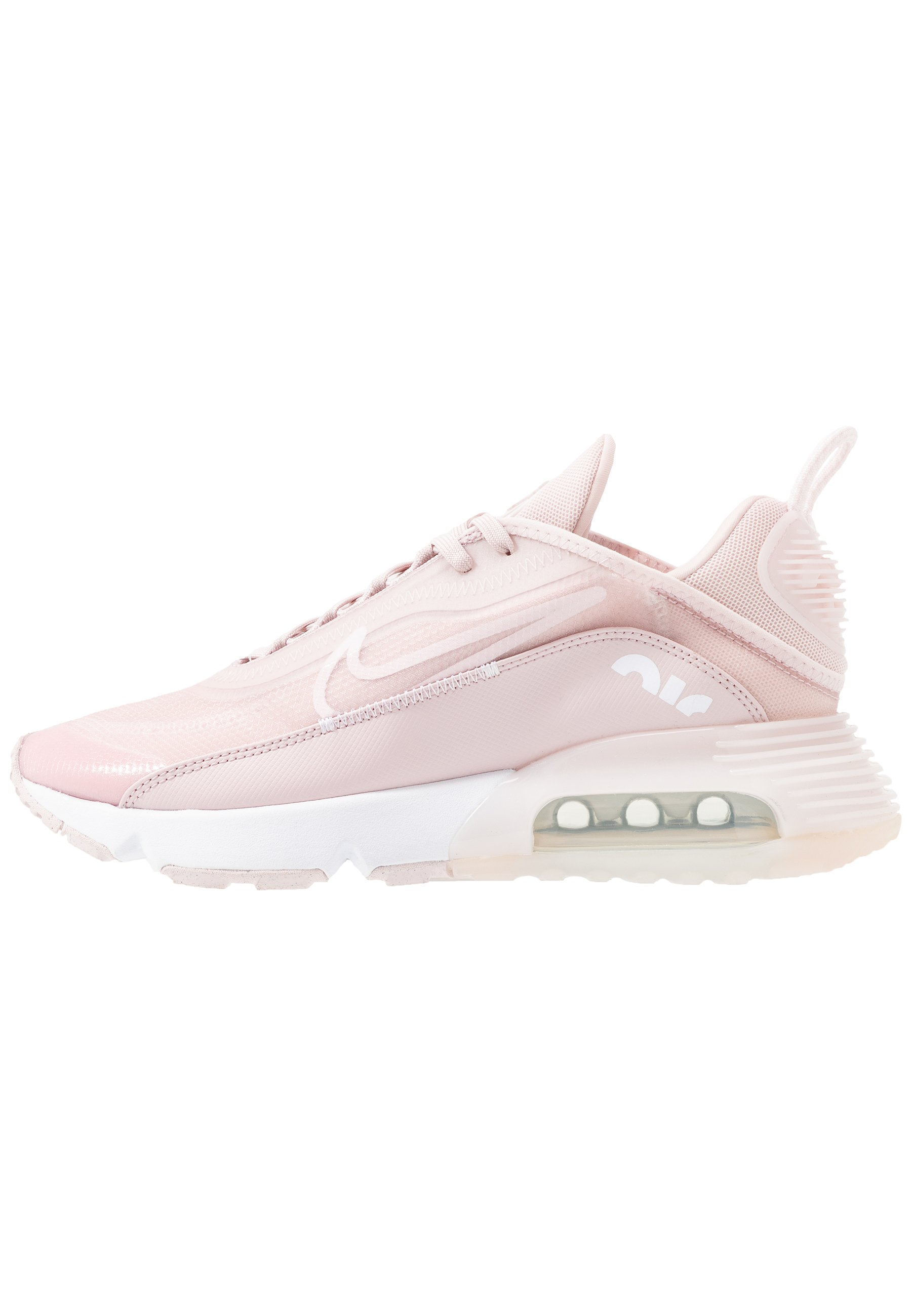 AIR MAX 2090 - Baskets basses - barely rose/white/metallic silver