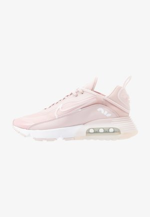 AIR MAX 2090 - Matalavartiset tennarit - barely rose/white/metallic silver
