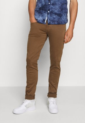 ANBASS - Slim fit jeans - cigar