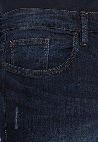 INDICODE JEANS - TONY - Jeansy Slim Fit - dark blue - 5
