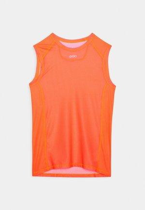 ESSENTIAL LAYER  - Top - zink orange