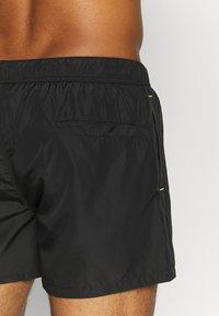Diesel - SANDY - Shorts da mare - black - 1