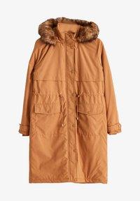 Winter coat - bej