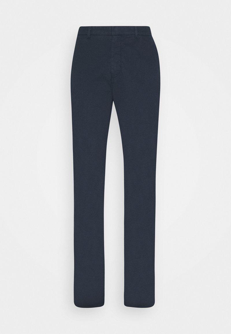 The GoodPeople - BRUCE - Chino kalhoty - navy