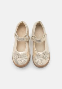 Froddo - ANA - Ankle strap ballet pumps - gold - 3