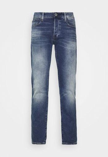 3301 STRAIGHT TAPERED - Džíny Straight Fit - vintage azure