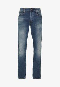 G-Star - 3301 STRAIGHT TAPERED - Straight leg jeans - vintage azure - 3